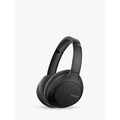 Image of Sony WH-CH710N Noise Cancelling Wireless Bluetooth NFC Over-Ear Headphones with Mic/Remote