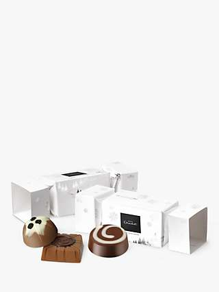 Hotel Chocolat Mini Crackers, 125g