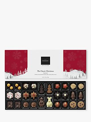 Hotel Chocolat The Classic Christmas Sleekster, 320g