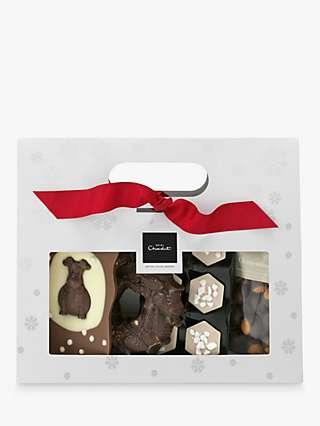 Hotel Chocolat The Christmas Goody Bag, 338g