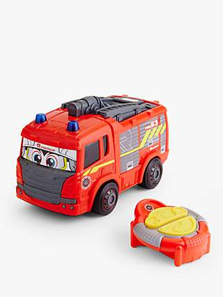 John Lewis & Partners My First Remote Control Fire Engine