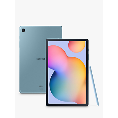 Image of Samsung Galaxy Tab S6 Lite Tablet with S Pen, Android, 64GB, 4GB RAM, Wi-Fi, 10.4