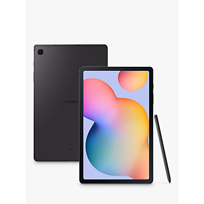 Image of Samsung Galaxy Tab S6 Lite Tablet with S Pen, Android, 64GB, 4GB RAM, LTE, 10.4