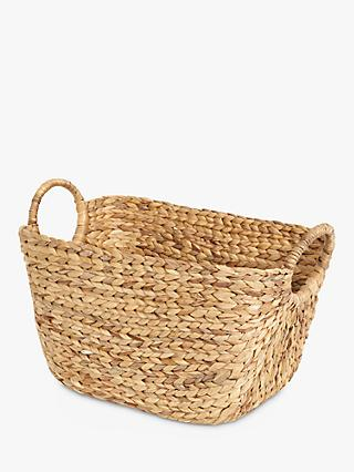 Compactor Water Hyacinth Storage Basket, Extra Large