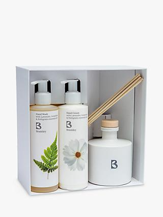 Bramley Uplifting Home Fragrance & Hand Care Gift Set