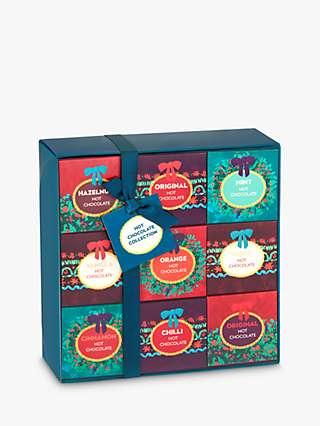 Christmas Hot Chocolate Selection, 9x 40g