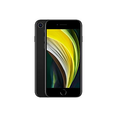 Image of Apple iPhone SE, iOS 13, 4.7, 4G LTE, SIM Free, 256GB