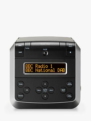 ROBERTS Sound48 DAB/DAB+/FM/CD Bluetooth Clock Radio