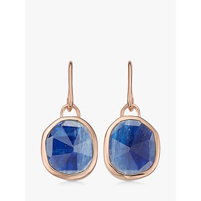 Monica Vinader Siren Quartz Wire Drop Earrings