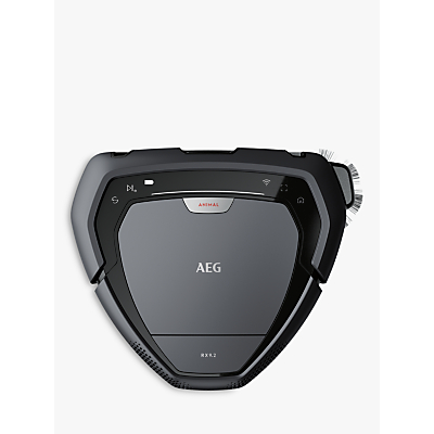 AEG RX9 Robot Vacuum Cleaner, Shale Grey