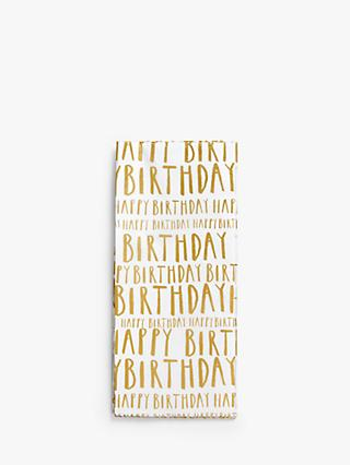 Art File Happy Birthday Tissues Paper, Pack of 4