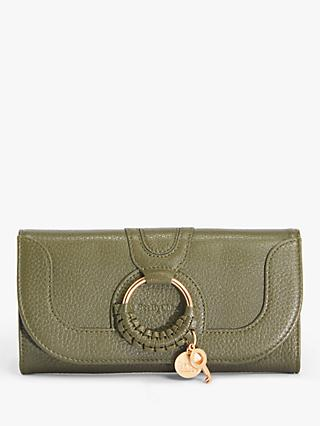 See By Chloé Hana Large Leather Purse