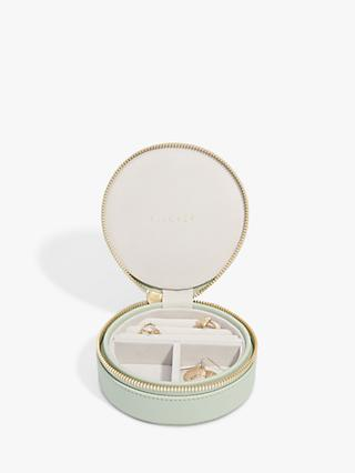 Stackers Round Travel Jewellery Case