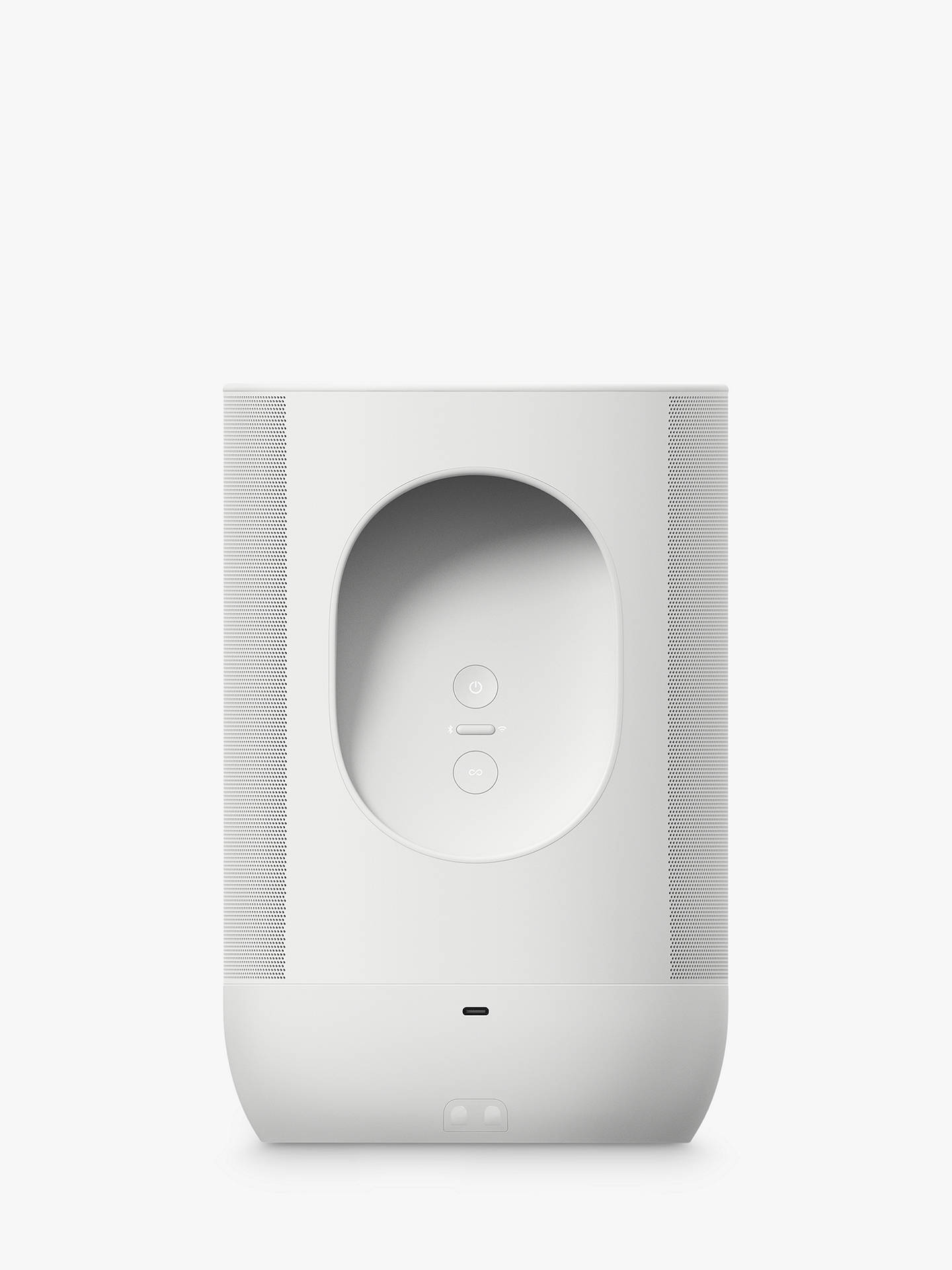 Buy Sonos Move Smart Speaker with Voice Control, Lunar White Online at johnlewis.com