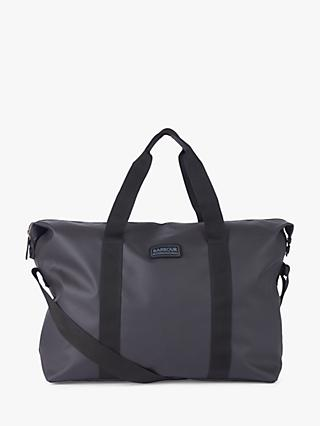 Barbour International Kirby Holdall, Black