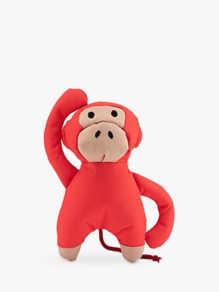 Beco Pets Michelle the Monkey Recycled Plastic Dog Toy