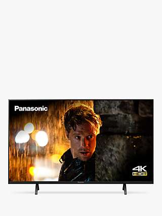 Panasonic TX-43HX940B (2020) LED HDR 4K Ultra HD Smart TV, 43 inch with Freeview Play & Dolby Atmos, Black