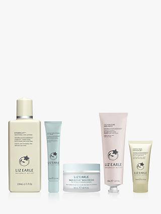 Liz Earle Eyebright™ Soothing Eye Lotion, Skin Repair™ Rich Cream and Instant Brightening Eye Cream Bundle with Gift