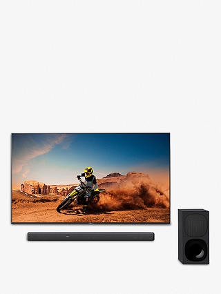 Buy Sony HT-G700 Wi-Fi Sound Bar with Dolby Atmos, DTS:X & Wireless Subwoofer Online at johnlewis.com