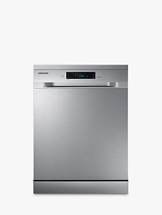 Samsung DW60M5050FS/EU Freestanding Dishwasher, A+ Energy Rated, Silver