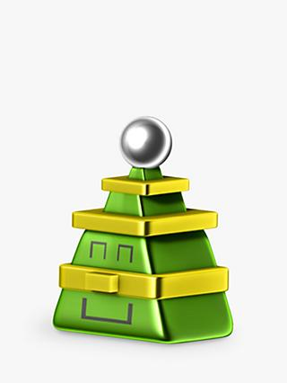 Alessi Cubik Tree Christmas Tree Bauble