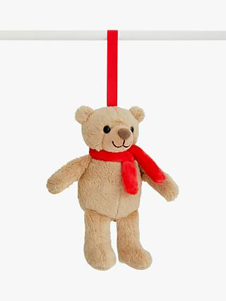 John Lewis & Partners Pop Art Lewis Bear Tree Decoration