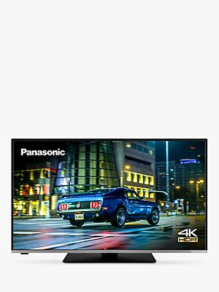 Panasonic TX-43HX585B (2020) LED HDR 4K Ultra HD Smart TV, 43 inch with Freeview Play, Black