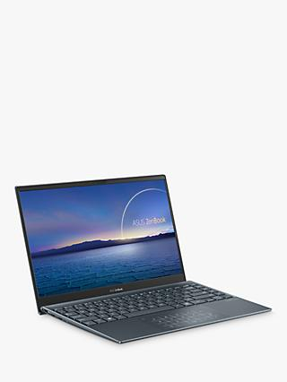 "ASUS ZenBook 13 UX325JA Laptop with NumberPad, Intel Core i5 Processor, 8GB RAM, 512GB SSD + 32GB Intel Optane Memory, 13.3"" Full HD, Grey Charcoal"
