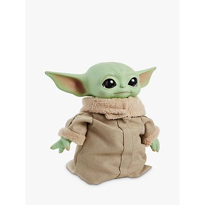 Star Wars The Child Baby Yoda Soft Toy
