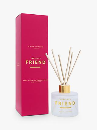 Katie Loxton Fabulous Friend Reed Diffuser, 100ml