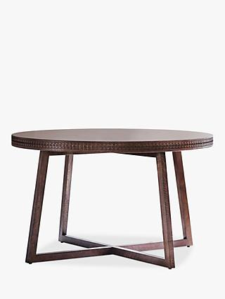 Gallery Direct Boho 6 Seater Round Dining Table