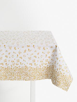 John Lewis & Partners Christmas Garden Paper Tablecloth