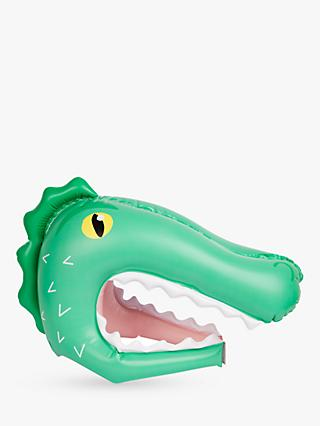 Sunnylife Children's Crocodile Inflatable Party Hat