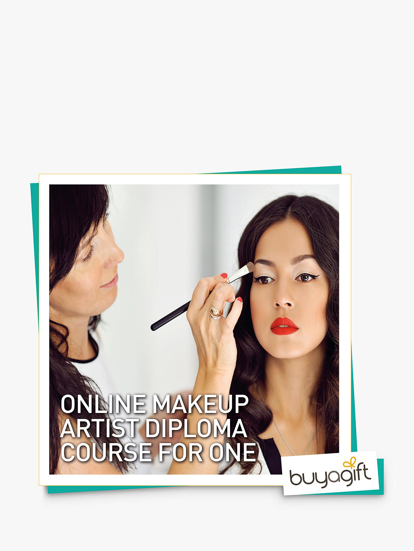 Agift Online Makeup Artist Course At