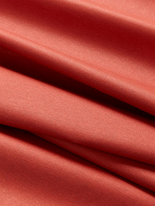 Buy John Lewis & Partners Plain Acrylic PVC Tablecloth Fabric, Red Online at johnlewis.com