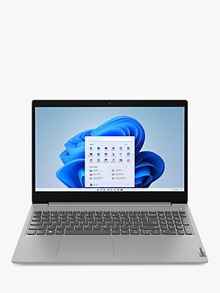 Lenovo IdeaPad 3 81WE006PUK Laptop, Intel Core i3 Processor, 4GB RAM, 128GB SSD, 15.6 Full HD