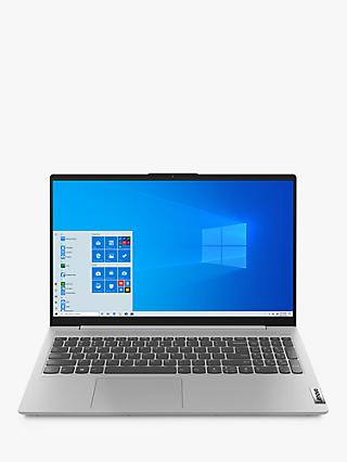 "Lenovo IdeaPad 5 Laptop, Intel Core i5 Processor, 8GB RAM, 256GB SSD, 15.6"" Full HD, Grey Charcoal"