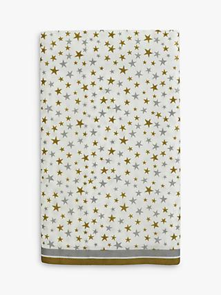 John Lewis & Partners Star Paper Tablecloth