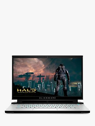 "Alienware M15 Laptop, Intel Core i7 Processor, 16GB RAM, 512GB SSD, GeForce RTX 2060, 15.6"" Full HD, Black"