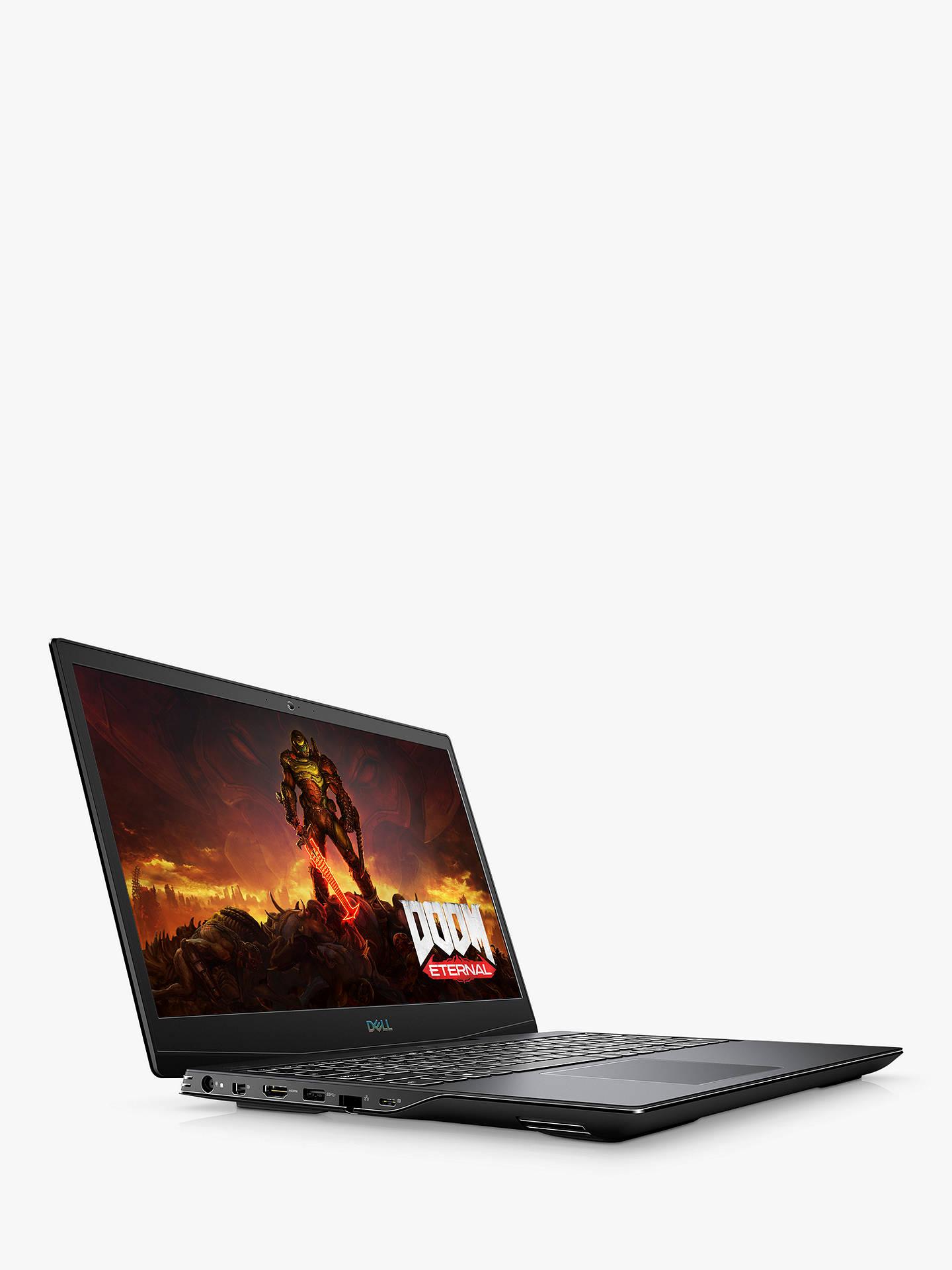 Dell G3 15 3500 Laptop Intel Core I5 Processor 8gb Ram 512gb Ssd 15 6 Full Hd Black At John Lewis Partners