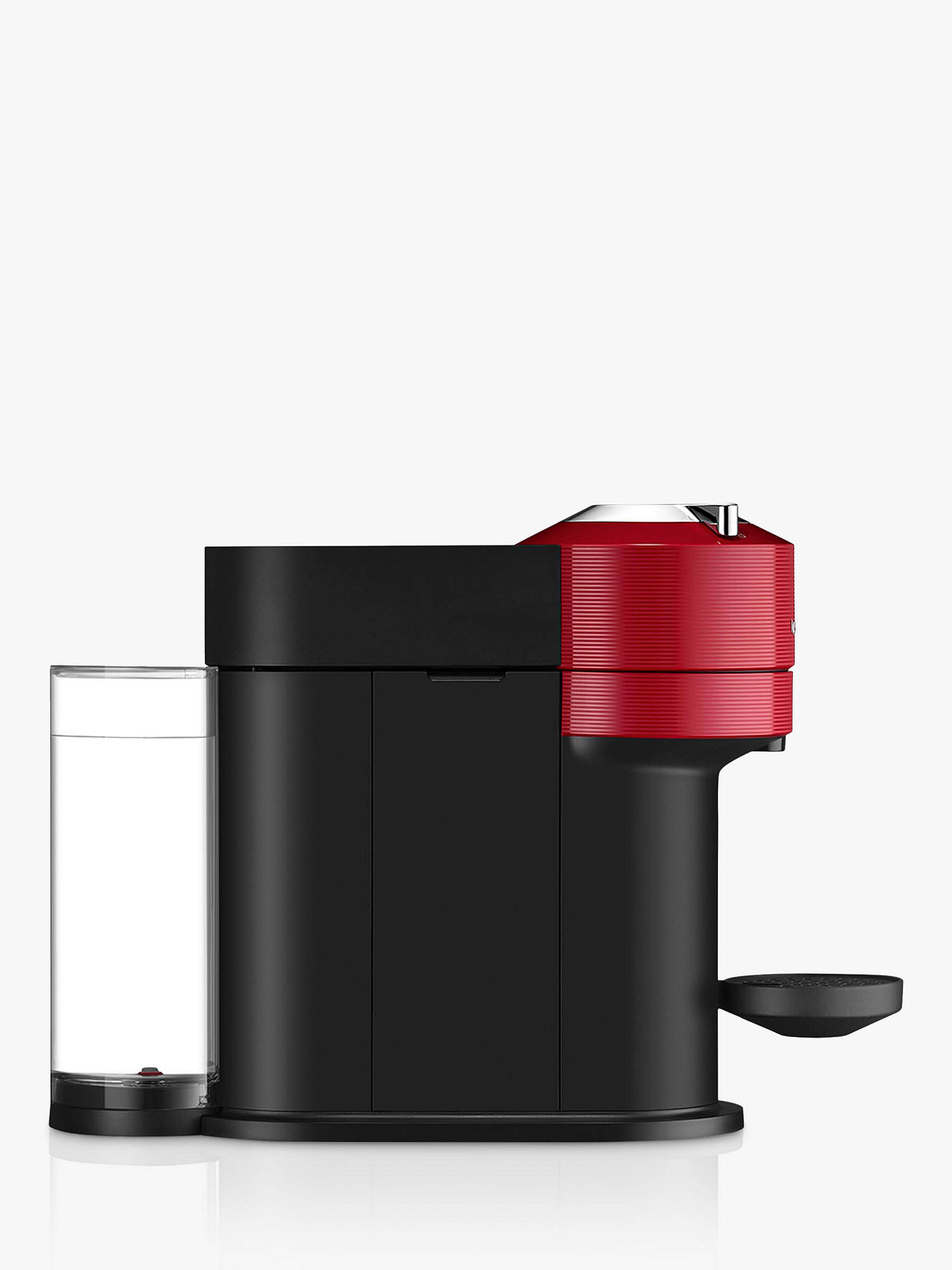 Buy Nespresso Vertuo Next Coffee Machine by KRUPS, Red Online at johnlewis.com