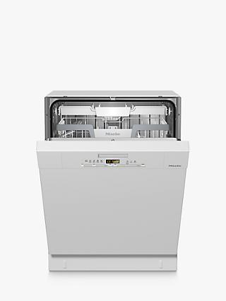 Miele G5023SC Freestanding Dishwasher, A++ Energy Rating, White