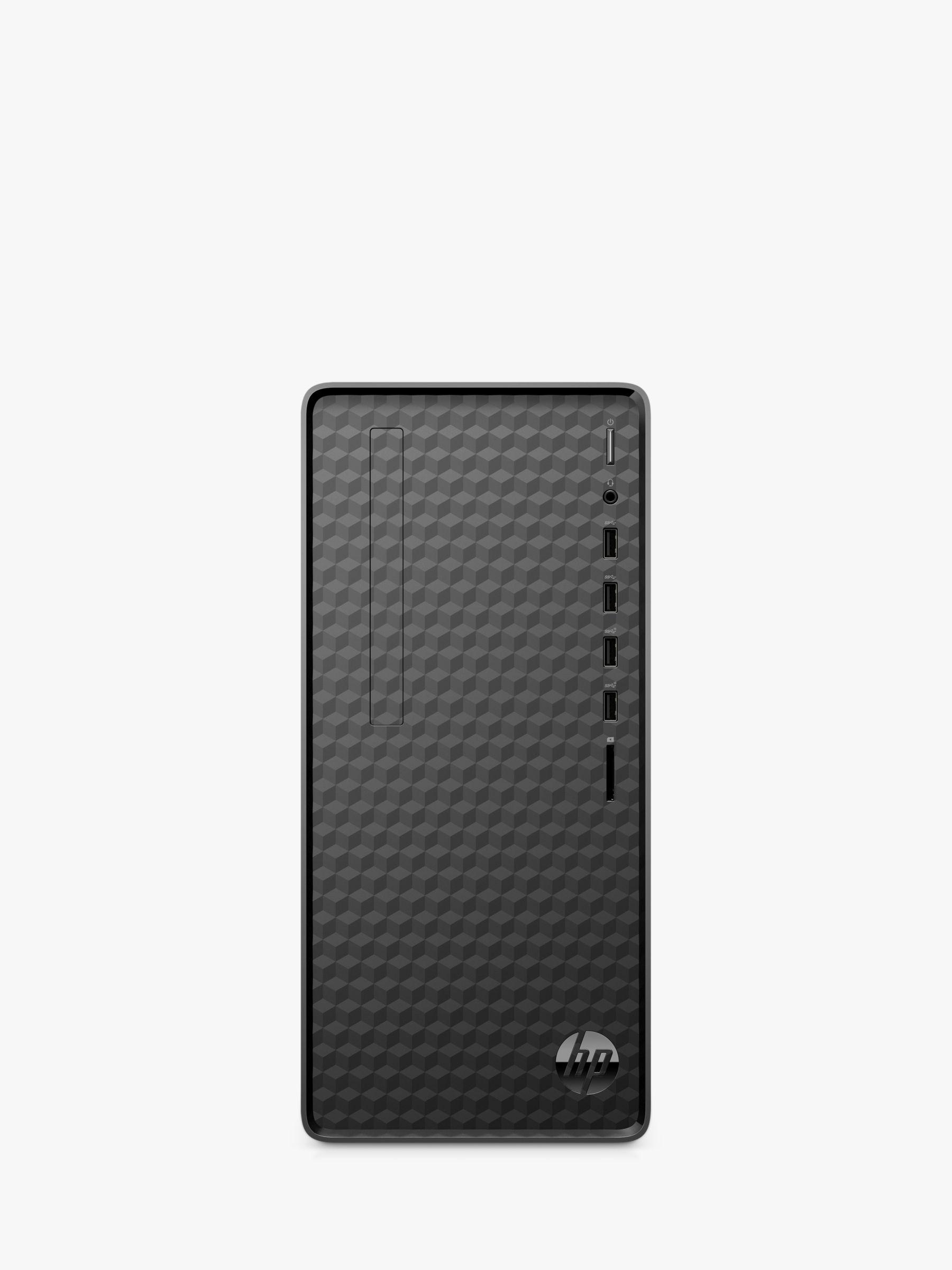 HP M01-F0026na Desktop PC, AMD Ryzen 5 Processor, 8GB RAM, 1TB HDD + 256GB SSD