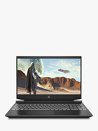 "HP Pavilion 15-ec1008na Laptop, AMD Ryzen 5 Processor, 8GB RAM, 256GB SSD, 15.6"" Full HD, Black"