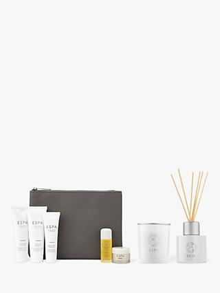 ESPA Restorative Diffuser and Candle Bundle with Gift