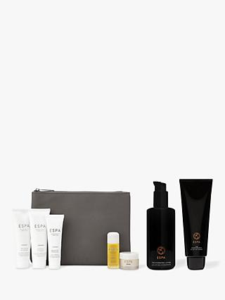 ESPA Modern Alchemy Hydration Lotion and Cleansing Milk Bundle with Gift