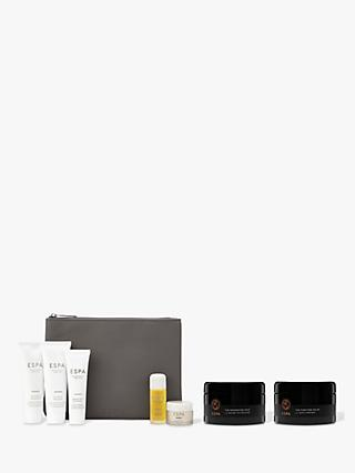 ESPA Modern Alchemy Nourishing Balm and Purifying Polish Bundle with Gift