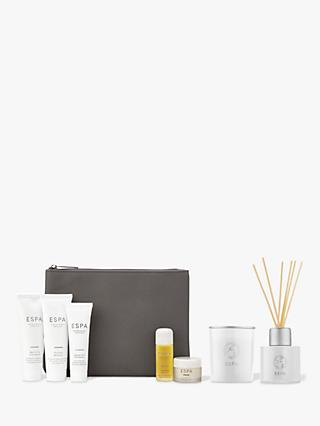 ESPA Soothing Candle and Diffuser Bundle with Gift