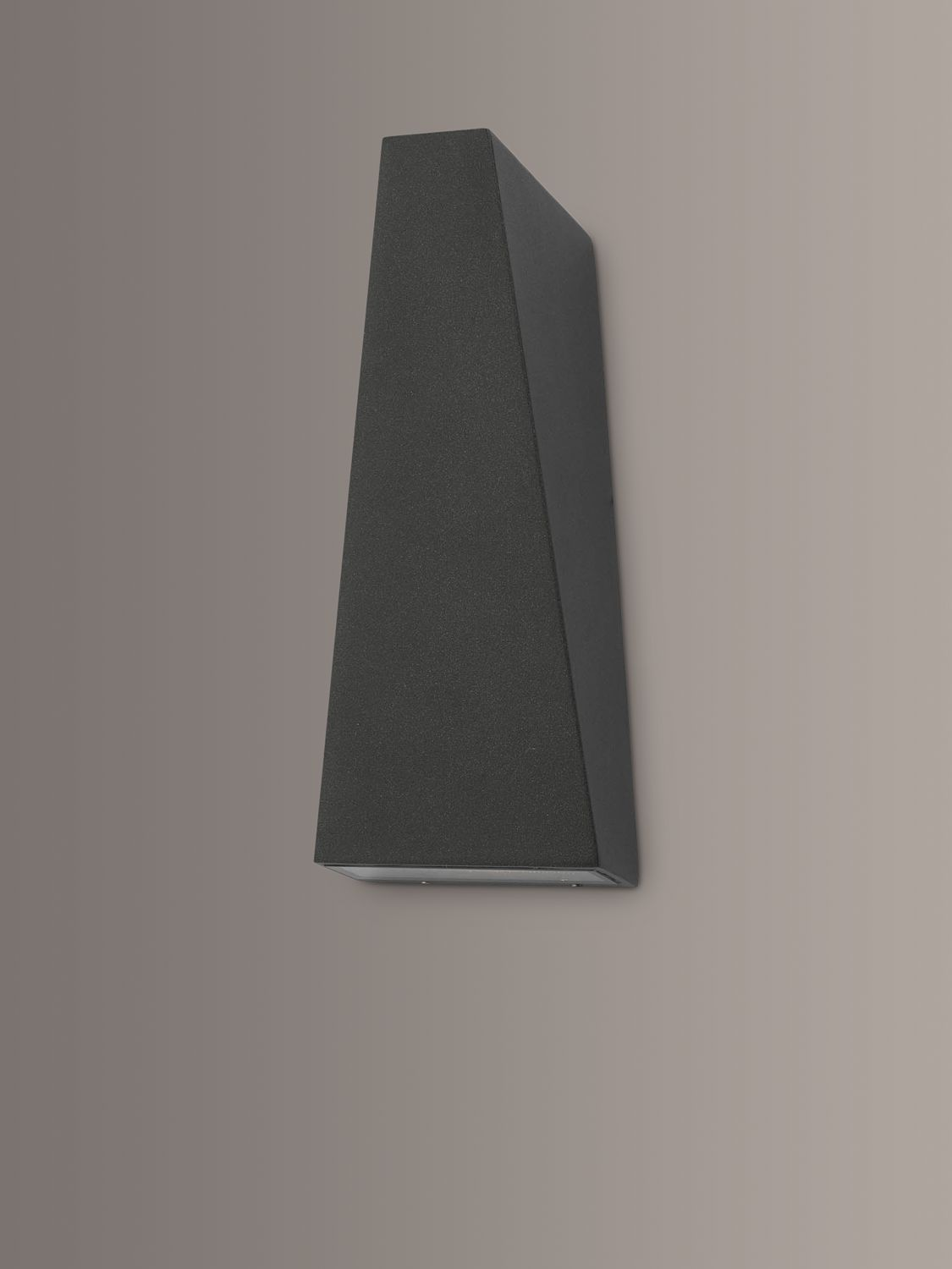 Där Paco LED Outdoor Wall Light, Anthracite