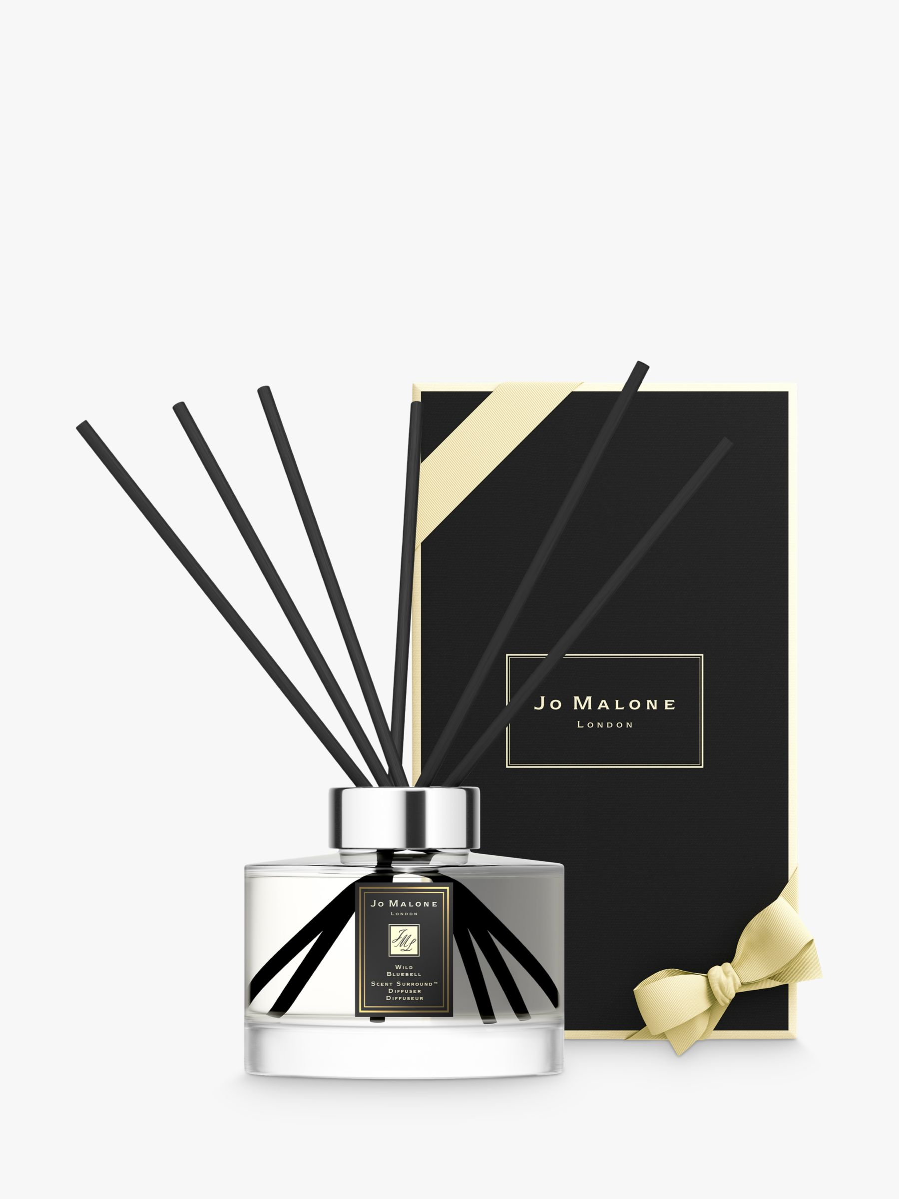 Jo Malone London Wild Bluebell Scent Surround Reed Diffuser 165ml At John Lewis Partners
